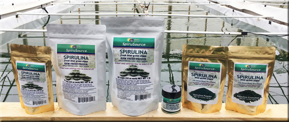 SpiruSource Products